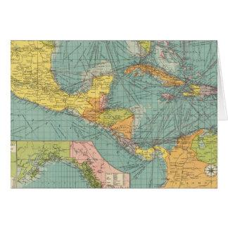 America Central Tarjetón