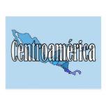 America Central Tarjetas Postales