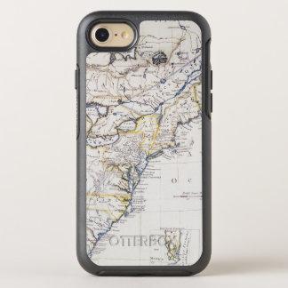 AMÉRICA COLONIAL: MAPA, c1770 Funda OtterBox Symmetry Para iPhone 7