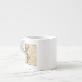América compuesta 2 taza espresso