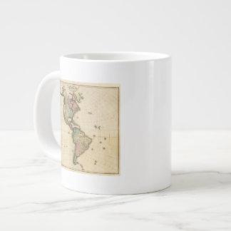América compuesta 2 taza grande