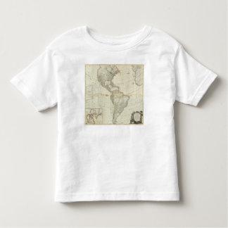 América compuesta t shirt