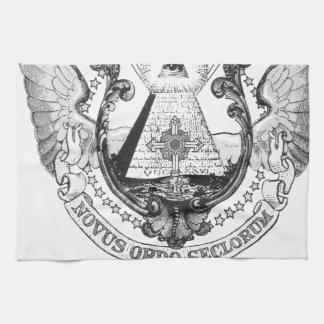 America Design by TEO Hand Towel