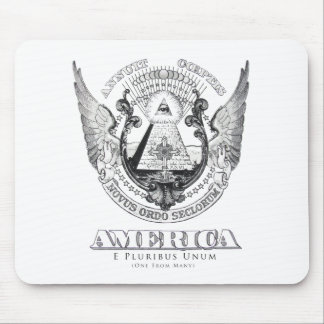 America Design by TEO Mouse Pad