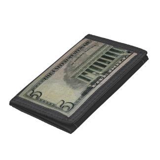 America Dollar Tri-fold Wallet