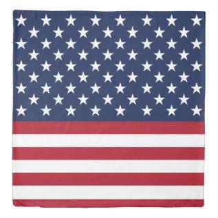 America Duvet Cover at Zazzle