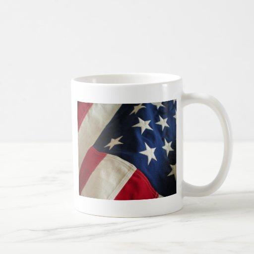 América el grande taza de café