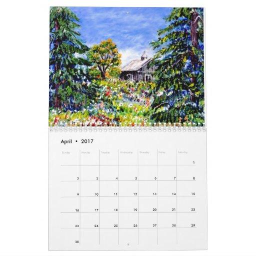América el hermoso calendarios