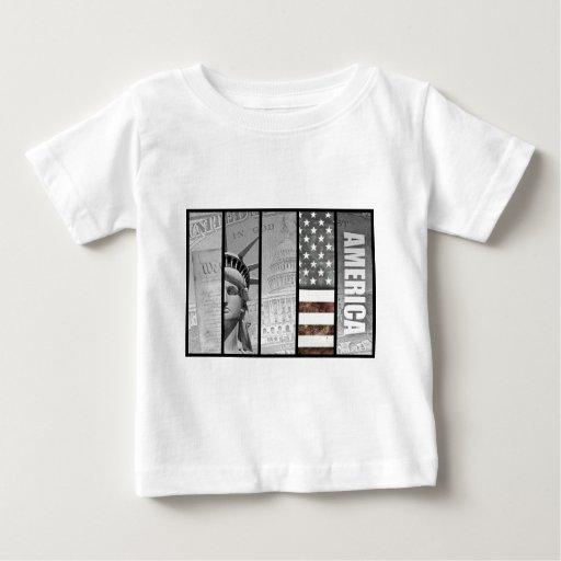 América es excepcional t shirts