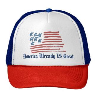 América ES ya gran gorra