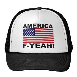 ¡América F sí! Gorros