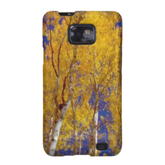 America Fall Season Photography of Trees Samsung Galaxy S2 Covers