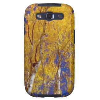 America Fall Season Photography of Trees Galaxy S3 Cover