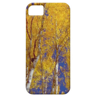 America Fall Season Photography of Trees iPhone 5 Cases