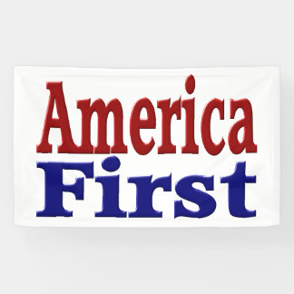 America First Banner