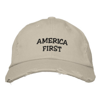America First Chino Hat