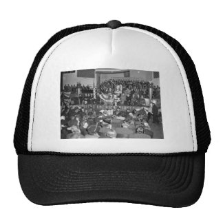 America First Committee Mesh Hats