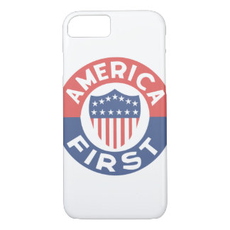 america first committee phone case