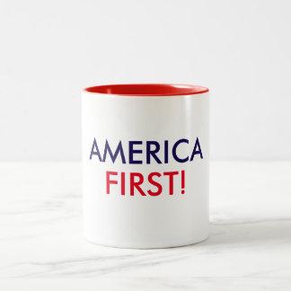 America First! Mug