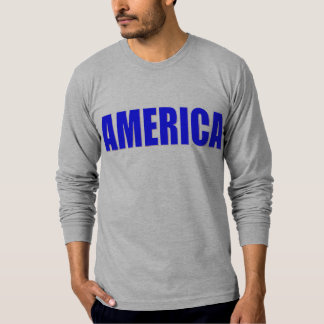America fitted sweatshirt