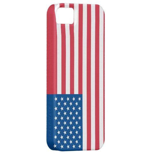 America Flag iPhone SE/5/5s Case