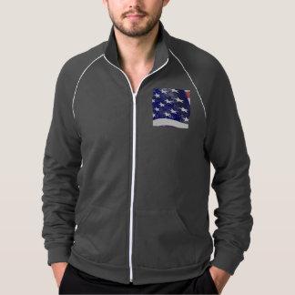 America Flag Jacket