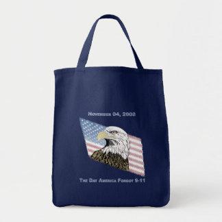 America Forgot 9-11 Tote Bag