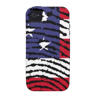 América iPhone 4 Carcasa