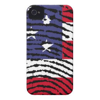 América Case-Mate iPhone 4 Carcasas