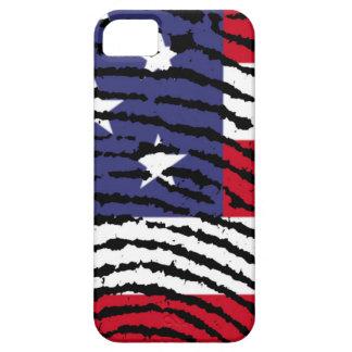 América iPhone 5 Case-Mate Cobertura