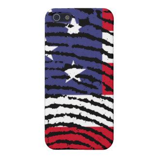 América iPhone 5 Cárcasa