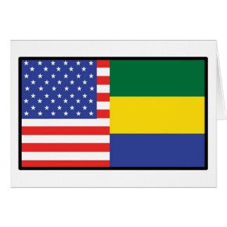 America Gabon Card
