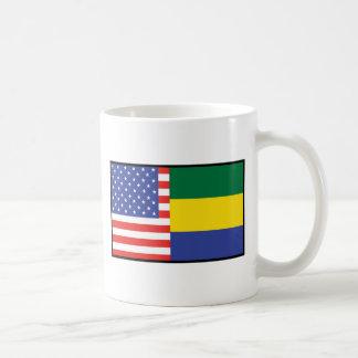 America Gabon Coffee Mug