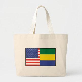 America Gabon Tote Bag