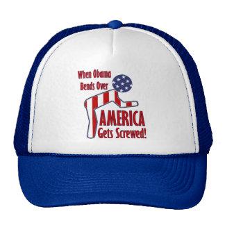 America Gets Screwed Hat