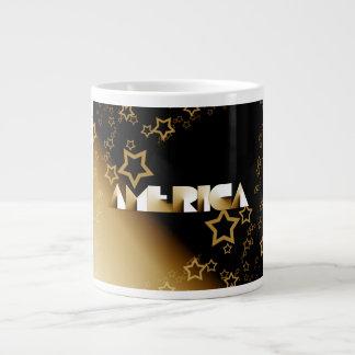 America Giant Coffee Mug