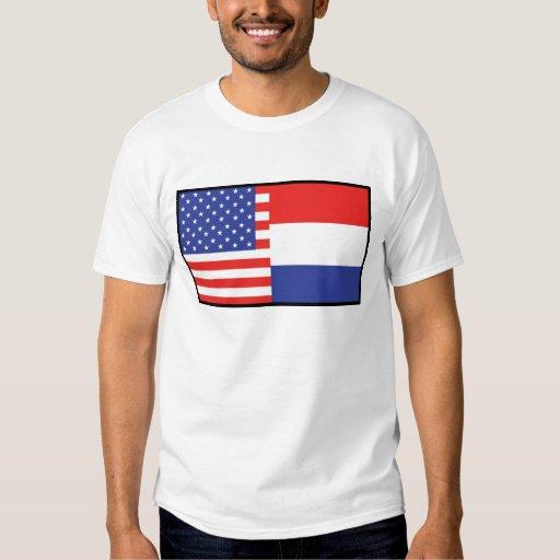 América Holanda Playeras