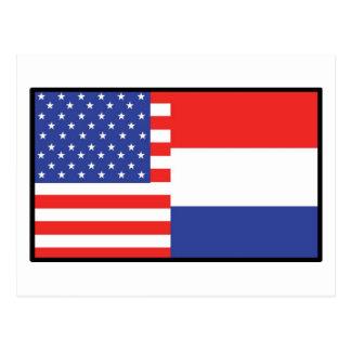 América Holanda Tarjetas Postales