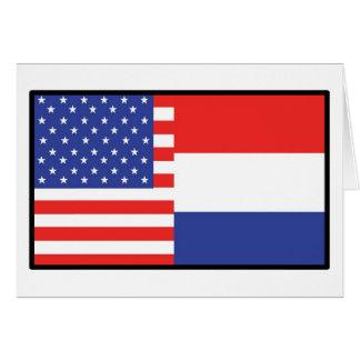 America Holland Card