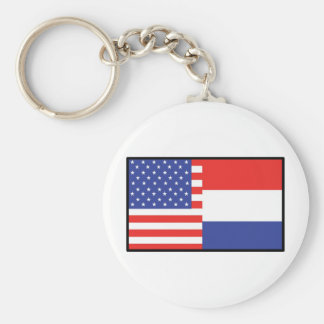 America Holland Key Chains