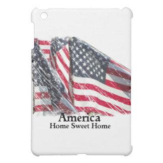 America Home Sweet Home Cover For The iPad Mini