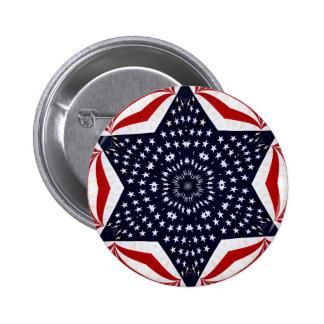 America Honor_ Button