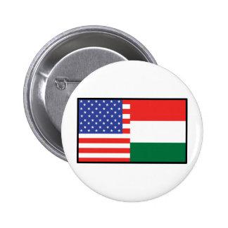 América Hungría Pin