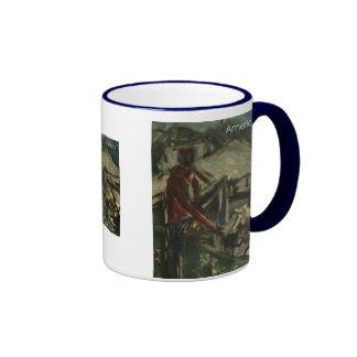 america II Mugs