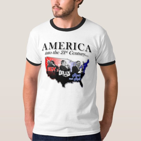 America in the 21st Century T-Shirt