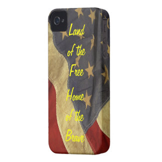 America iPhone 4G Case