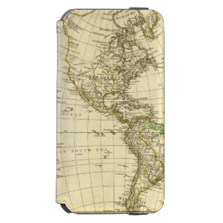 America iPhone 6/6s Wallet Case