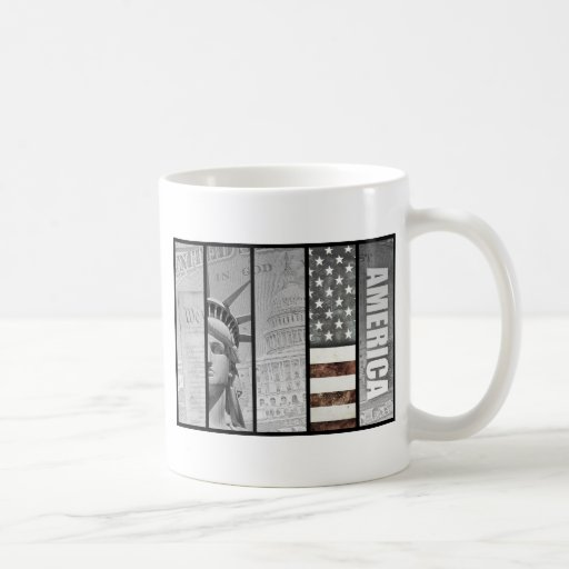 America Is Exceptional Classic White Coffee Mug