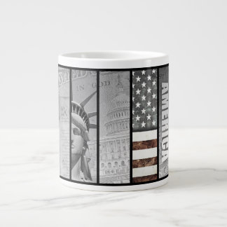 America Is Exceptional Giant Coffee Mug