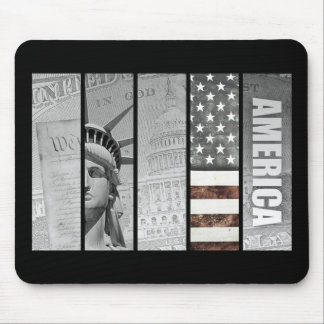 America Is Exceptional Mouse Pad
